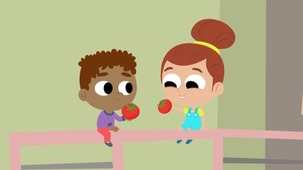 Vidéo - Pommes, raisins secs, oignons, oh non!