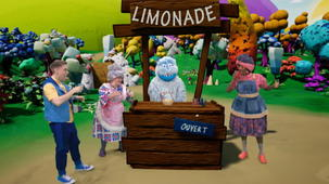 Vidéo - Le kiosque de limonade