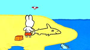 Vidéo - Louie, draw me a Shark