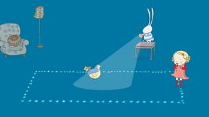 Vidéo - La petite Poulette bleue