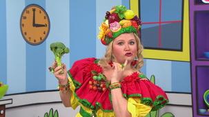 Vidéo - Madame Fruitée Dances: Broccoli