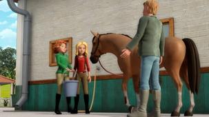Vidéo - Le cheval mystérieux