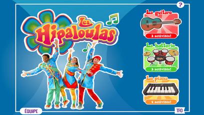 Jeu - Hipaloulas