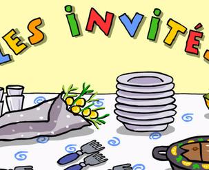Site web - Les invités