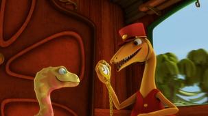 Vidéo - L'alphabet des dinosaures : De A à G