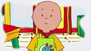 Vidéo - Cooking with Caillou