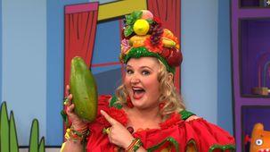 Vidéo - Madame Fruitée Dances: Papaya