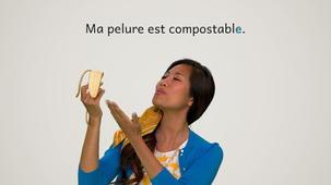 Vidéo - Compostable, compostable, compostables