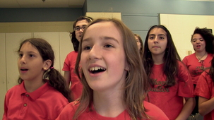 Vidéo - Marielle - Choir Singing
