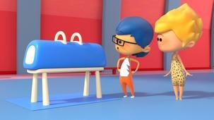 Vidéo - La gymnastique