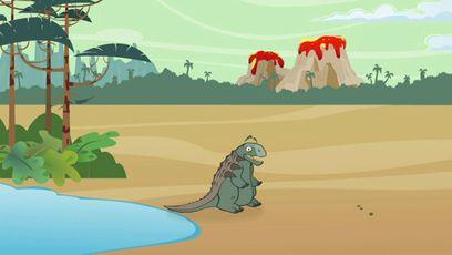 Image univers Je suis un dinosaure
