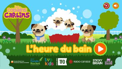 Site web - L'heure du bain