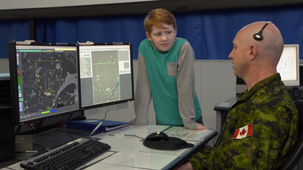 Vidéo - Aerospace Control Officer