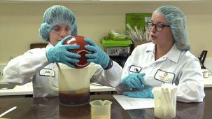 Vidéo - Scientifique alimentaire