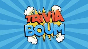 Jeu - Trivia Boom in French