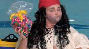Vidéo - Le pirate raté : Bonbons