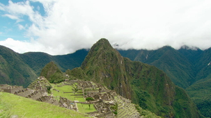 Vidéo - Marvels - Machu Picchu