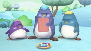 Vidéo - L'école des pingouins