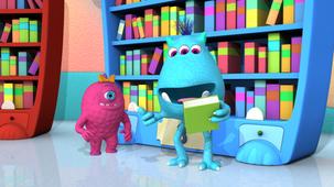 Vidéo - Le Monstre Roteur à la bibliothèque