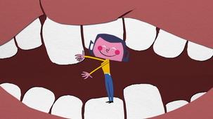Vidéo - Parler sur la grosse dent