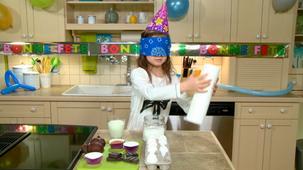 Vidéo - L'anniversaire de Naomi