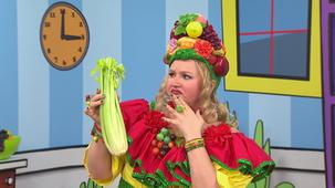 Vidéo - Madame Fruitée Dances: Celery