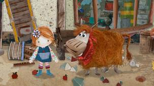 Vidéo - Cache-cache avec les moutons