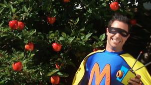 Vidéo - Super Mini à la rescousse! : Pommes rouges