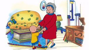 Vidéo - Caillou danse avec Grand-mère