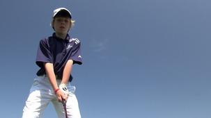 Vidéo - Olivier : Golfing