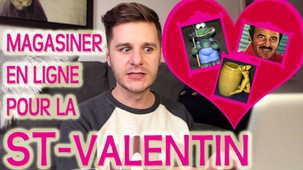 Vidéo - Online Shopping for Valentine´s (With PL Cloutier)