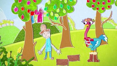 Image univers Les aventures d'Olive l'autruche