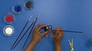 Vidéo - Mini brico réutilise : Araignée