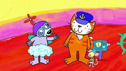 Image univers Poppy Cat