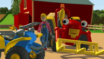 Universe image Tractor Tom