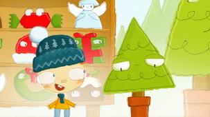 Vidéo - Le jour où Henri a rencontré un sapin de Noël