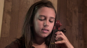 Vidéo - Kayla - the Cello