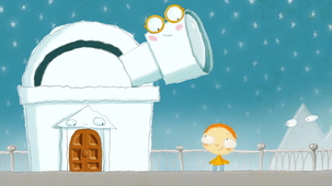Vidéo - The Day Henry Met a Telescope