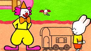 Vidéo - Louie, draw me a Caravan