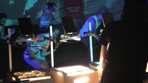 Vidéo - Organ Mood: Electronic Music Meets Visual Arts