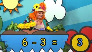 Vidéo - Combien de fleurs Fleurette ? : 6-3