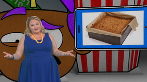 Vidéo - Savais-tu que ... Un gâteau résistant