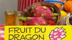 Vidéo - Madame Bonheur au marché : Fruit du dragon