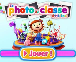 Site web - La photo de classe d'Hélène