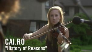 Vidéo - Cai.ro : A History Of Reasons