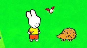 Vidéo - Louie, draw me a Hedgehog