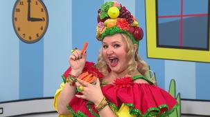 Vidéo - Madame Fruitée Dances: Carrot