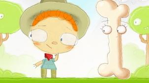 Vidéo - Le jour où Henri a rencontré un os de dinosaure