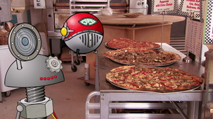Vidéo - La pizza