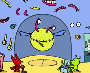 Site web - Le robotozaure